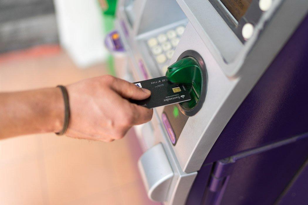 Kreditkarte Reise