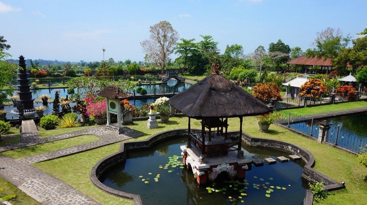 Tirtagangga Bali Tipp