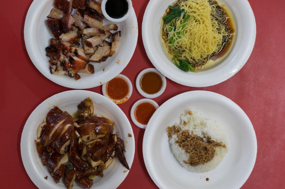 Tipp Singapur Chinatown Chan Hong Meng