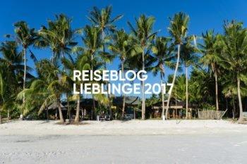 Die beliebtesten Reiseblogs: Reiseblogger Wahl
