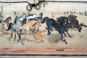 Melaka Streetart