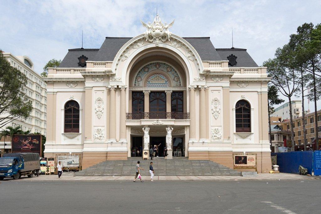 Opernhaus von Saigon