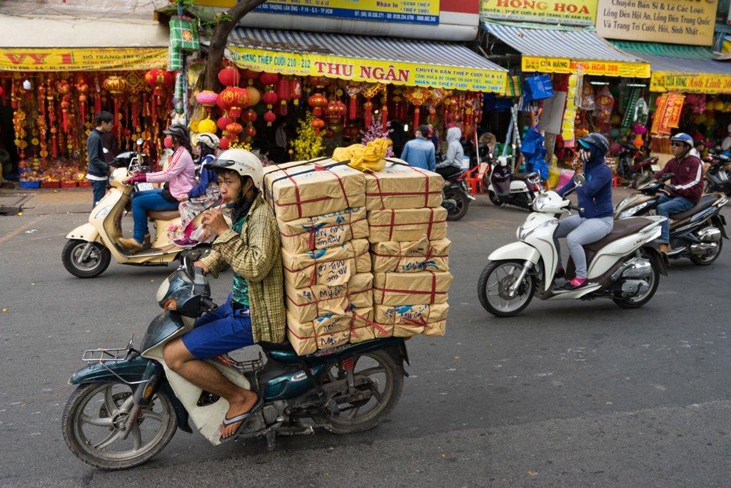 Eindrücke aus Chinatown