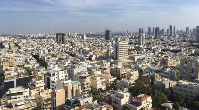Skyline Tel Aviv