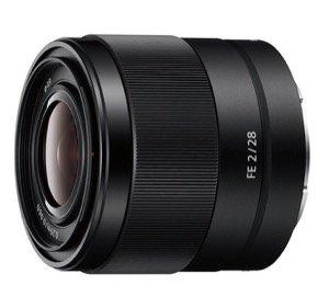 28 mm Festbrennweite von Sony