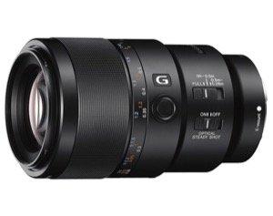 90 mm Festbrennweite Sony Alpha 7