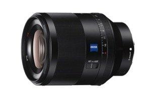 Sony 50 mm Festbrennweite E-Mount