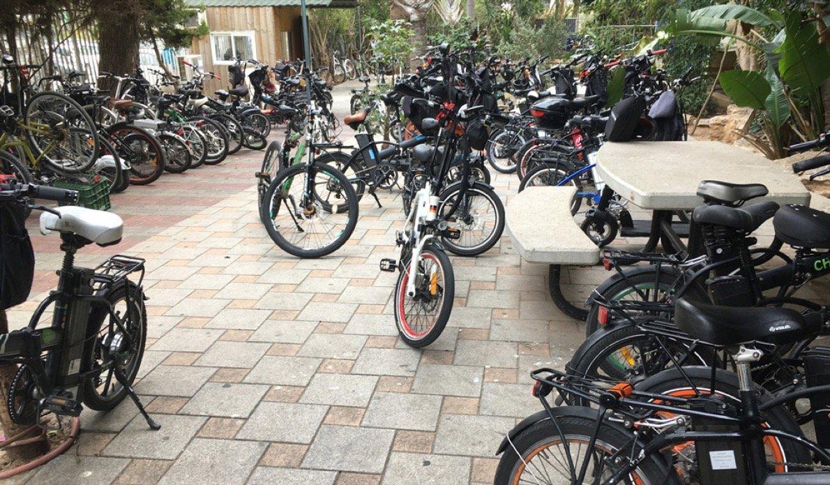 Tel Aviv E-Bikes