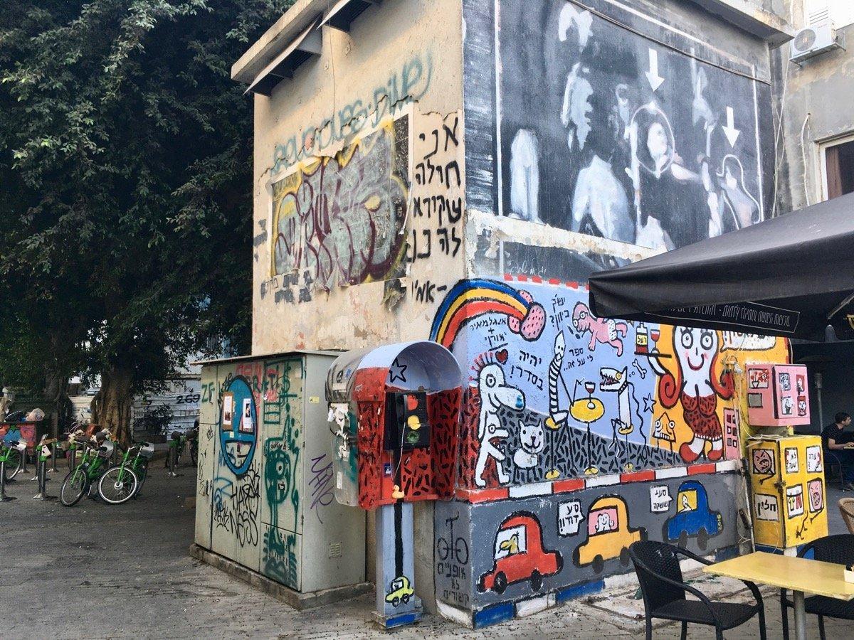 Tel Aviv Stadtführungen
