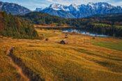 Bayrische Alpen Sehenswürdigkeiten