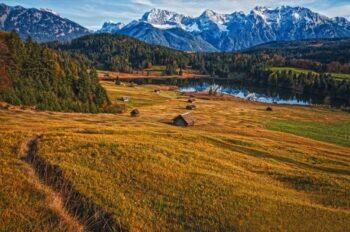 Bayerische Alpen: Die schönsten Sehenswürdigkeiten und Fotospots