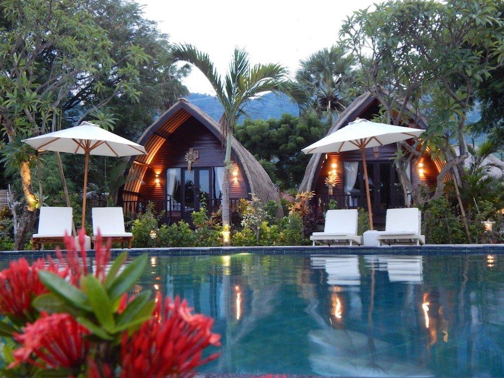 Kinaara Hotel auf Bali