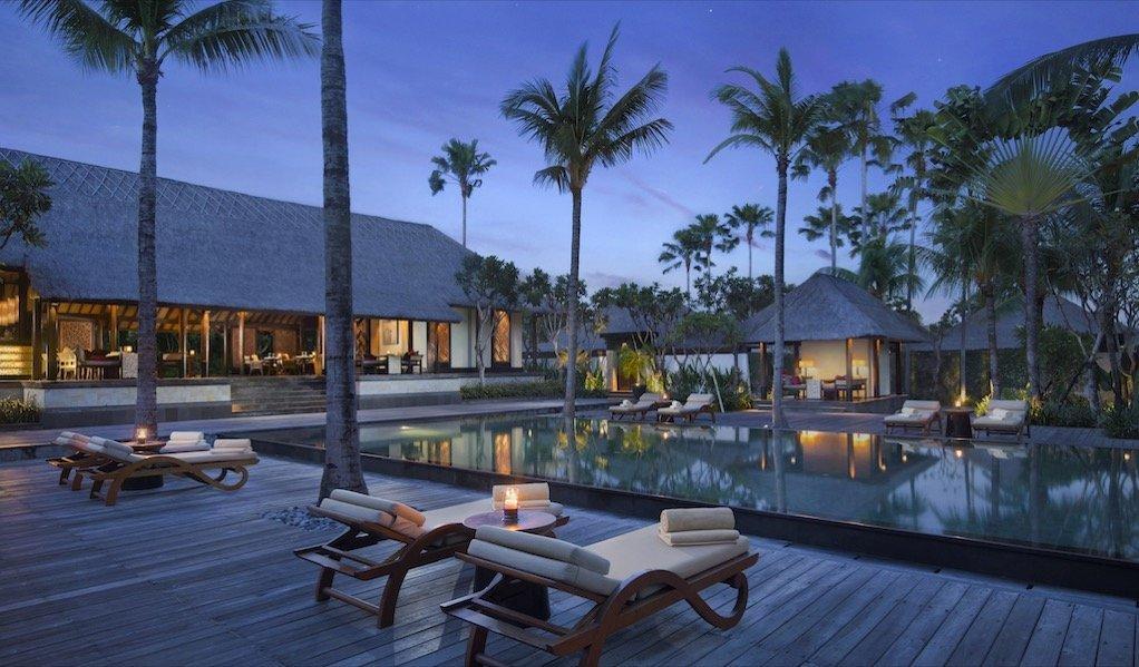 The Legian Hotel, Bali