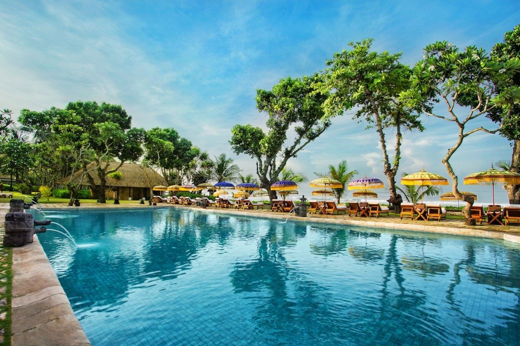 The Oberoi Honeymoon Hotel in Bali