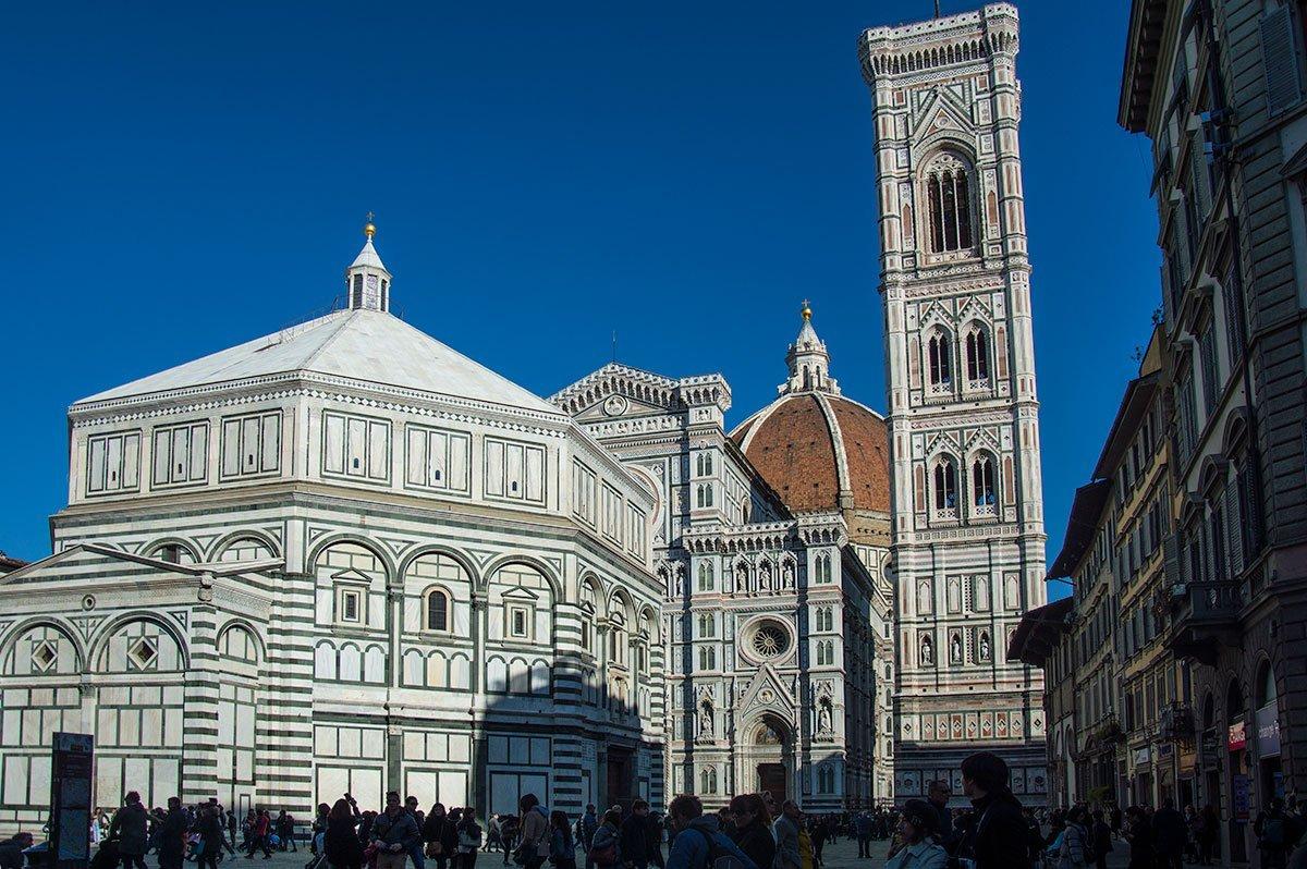 Dom von Florenz - Santa Maria del Fiore