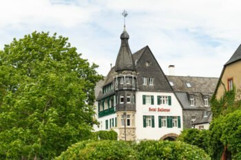 22 ganz besondere Hotels an der Mosel