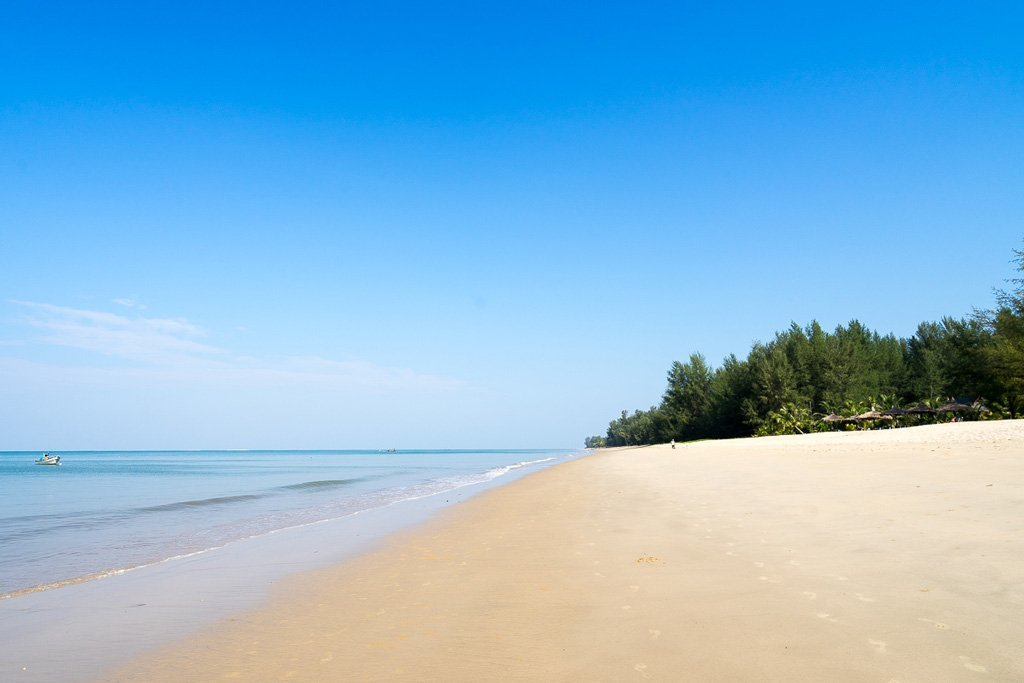 Beach on Koh Kho Khao