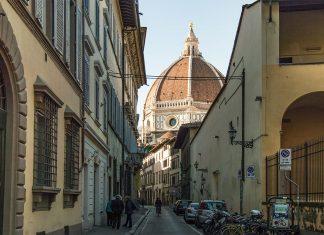 Gegend um die Santa Croce