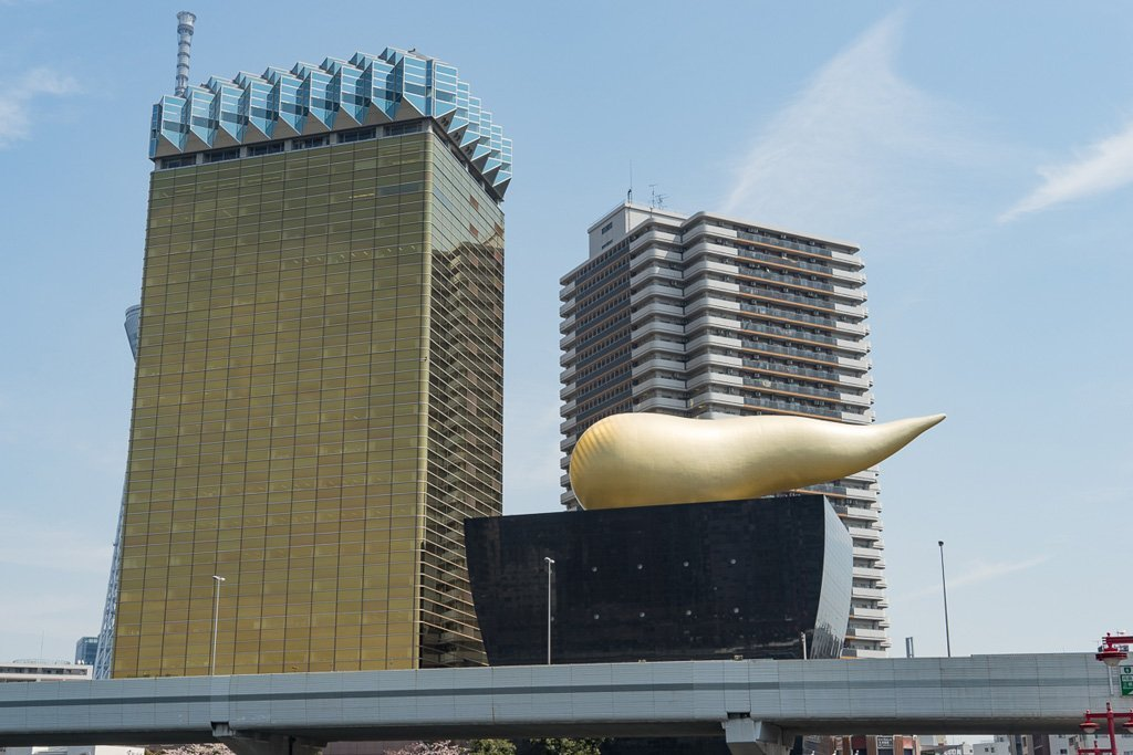 Asahi Beer Headquarters