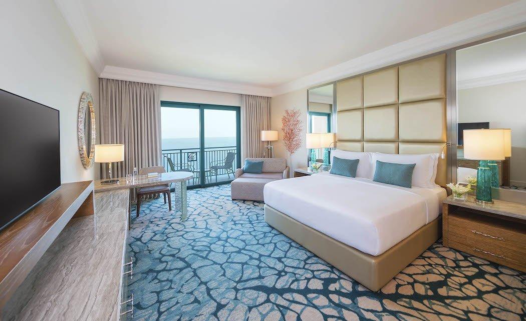 Zimmer im Atlantis The Palm in Dubai