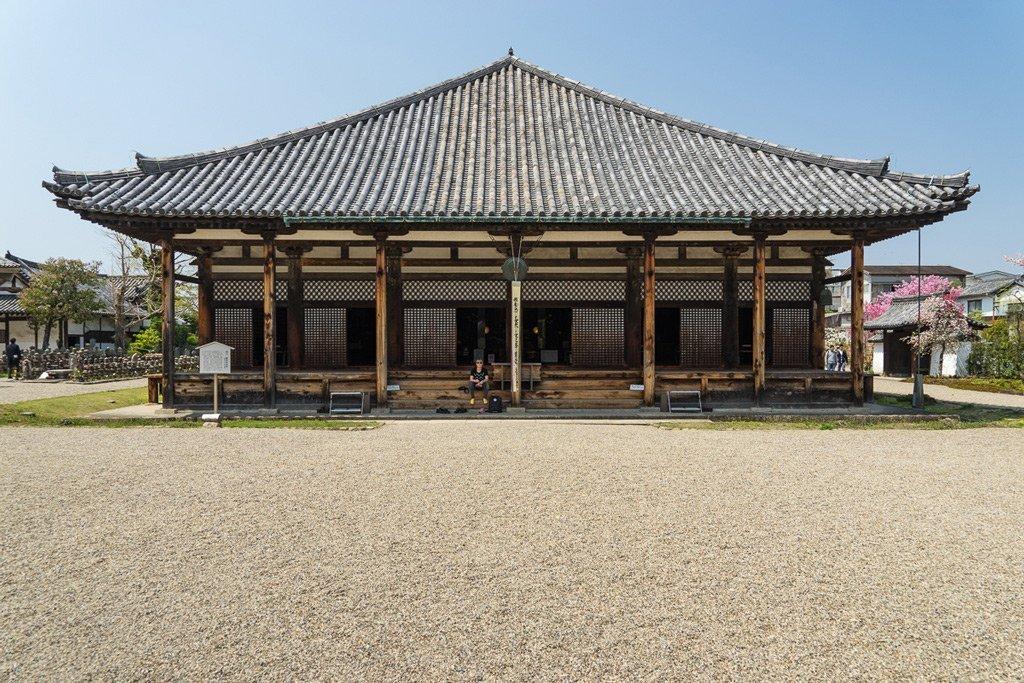 Gango-ji, Nara