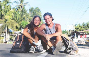 Ania und Daniel von Geh Mal Reisen