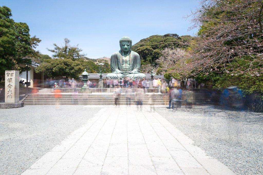 Große Buddha in Kamakura