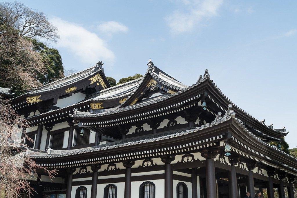 Hase-dera in Kamakura