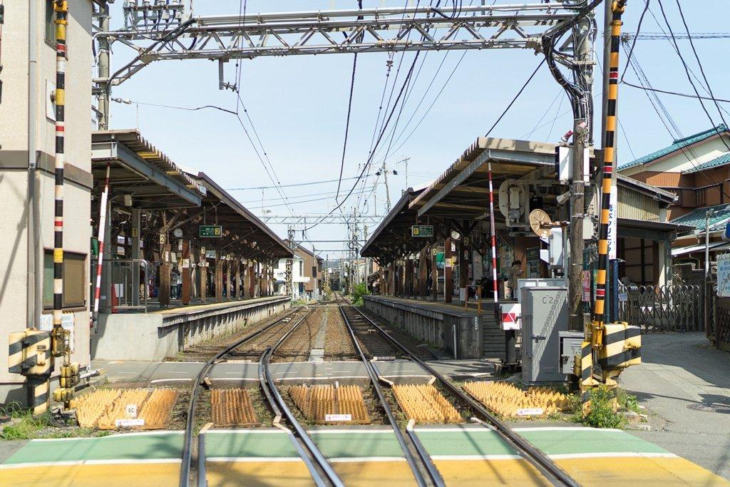 Kamakura Bahnhof