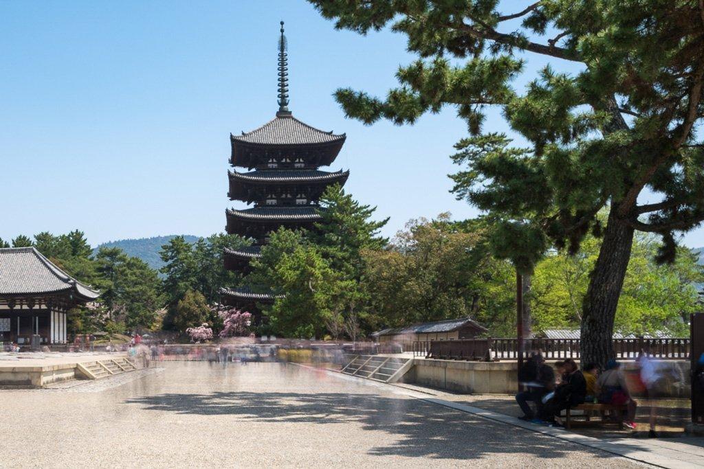 Konfuku-ji, Nara