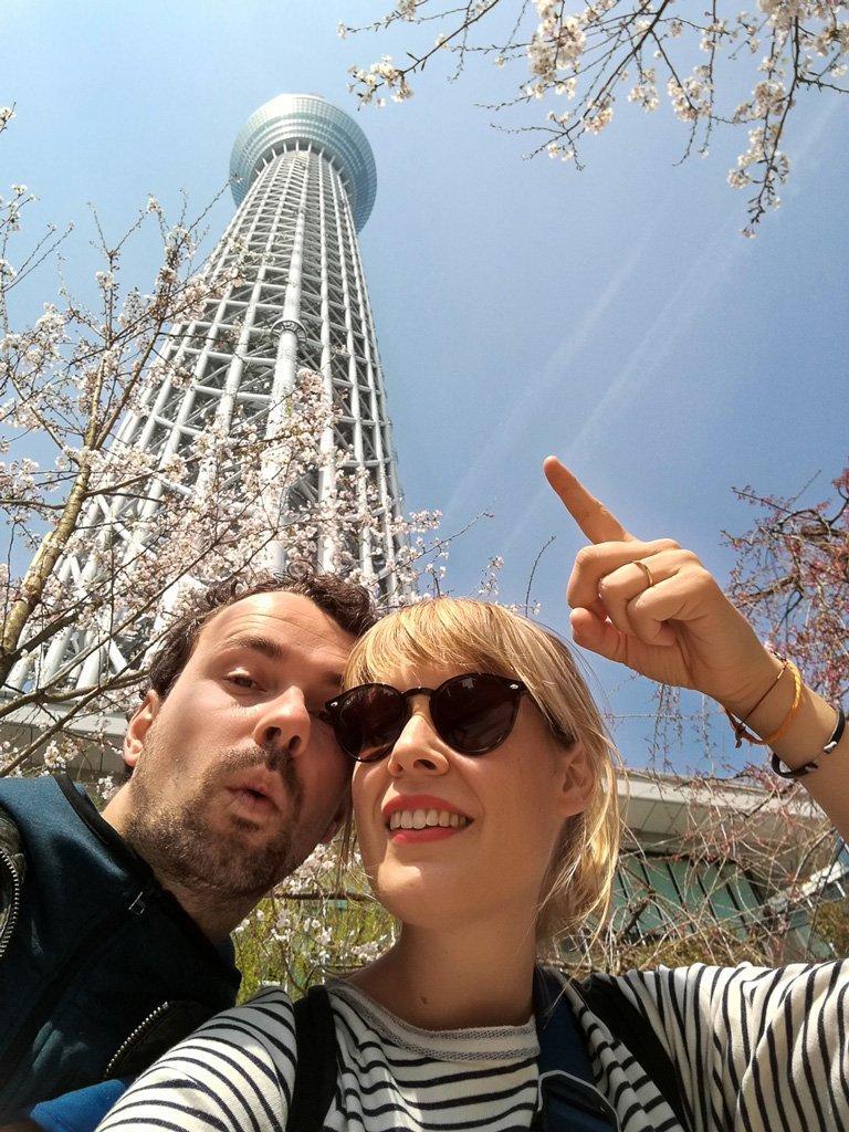 Skytree, Tokio