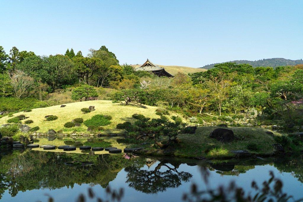Usien Garten, Nara