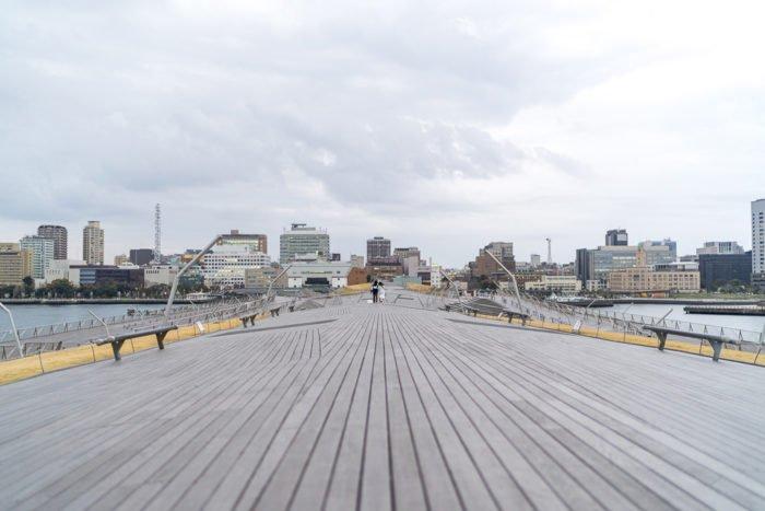 Yokohama International Passenger Terminal - Osanbashi