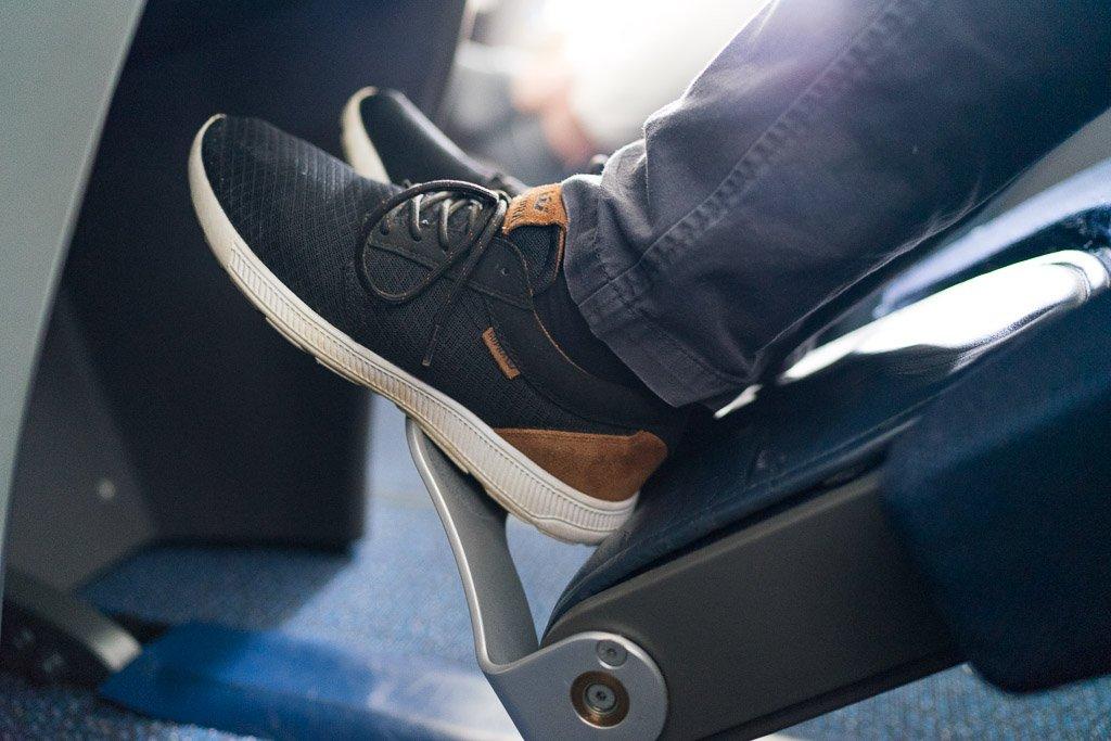 Fußteil Condor Business Class