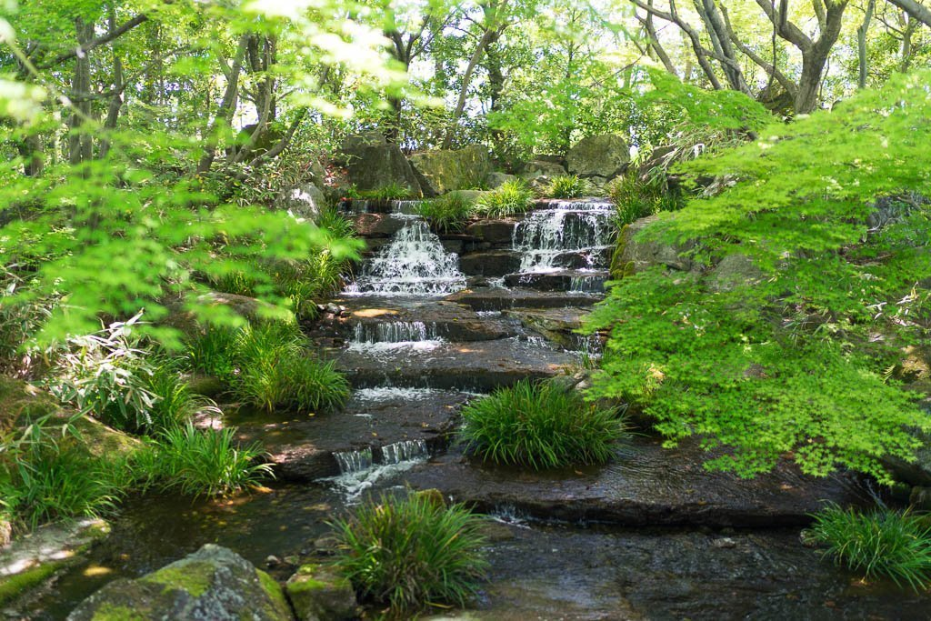 Koko-en Garten, Himeji