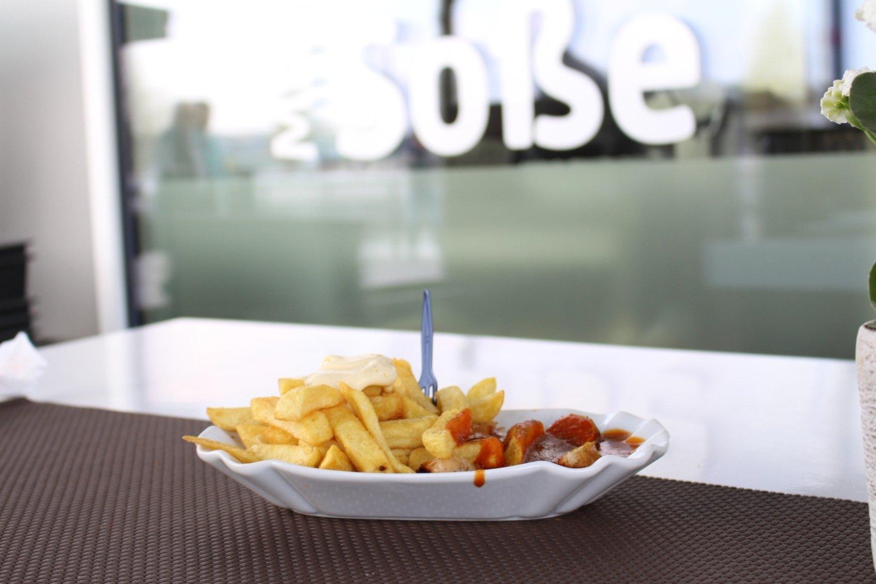 Wurst mit Soße, Dortmund