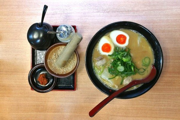 Ramen Restaurant, Kyoto