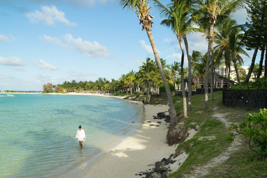mauritius wetter januar