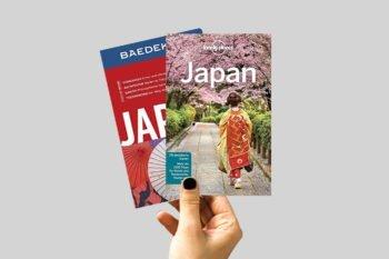 Die besten Reiseführer für Japan: Unsere Empfehlungen