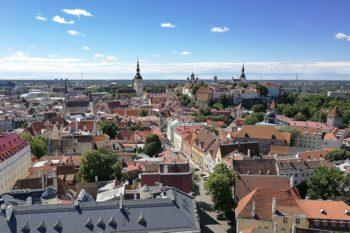 Mit dem Huawei P10 in Tallinn