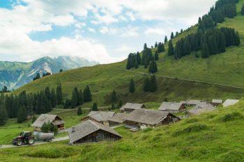 Die schönsten Foto-Locations und Sehenswürdigkeiten in Österreich