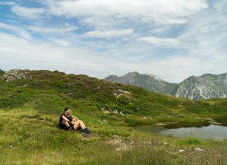 Bergsee Vorarlberg