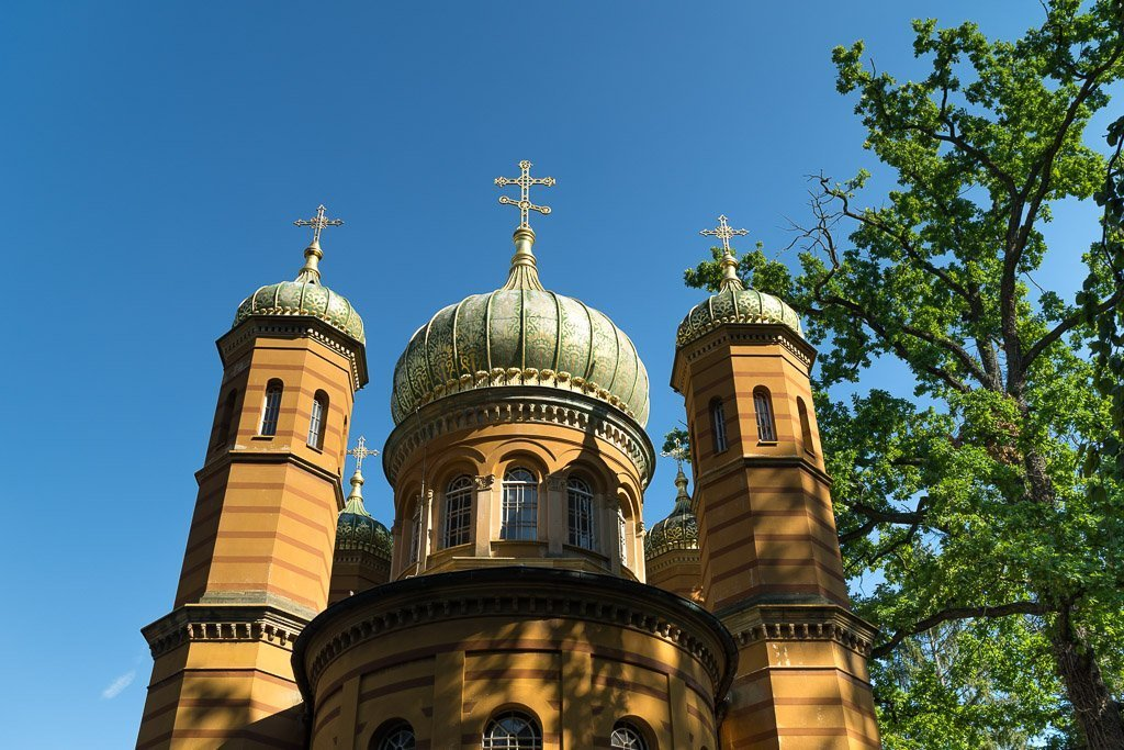 Russisch-Orthodoxe Kapelle