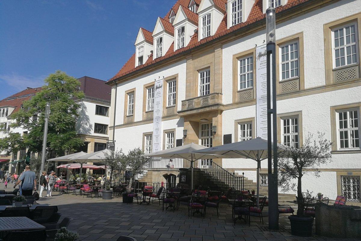 Alter Markt, Altstadt