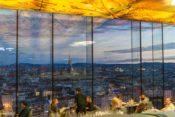Aussicht vom Loft in Wien