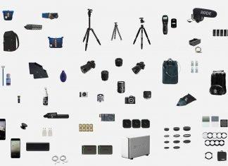 Fotografie Ausrüstung