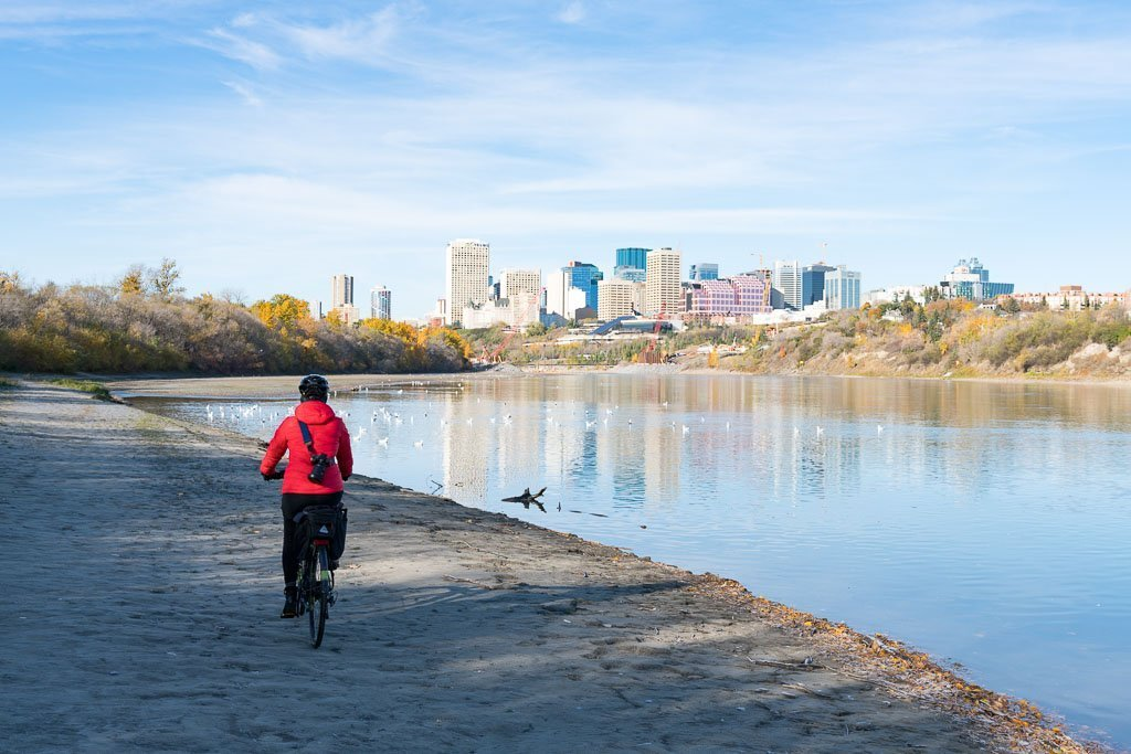 Edmonton E-Bike Tour