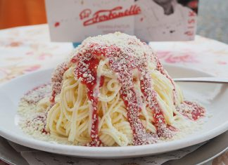 Mannheim Spaghettieis