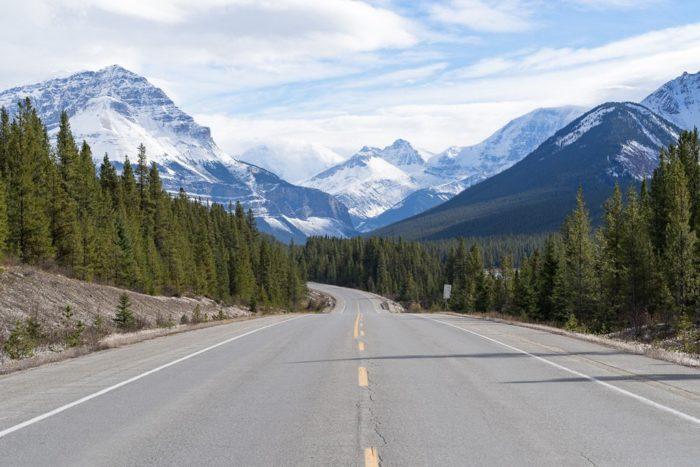 Die schönsten Sehenswürdigkeiten auf dem Icefields Parkway: Unsere Highlights
