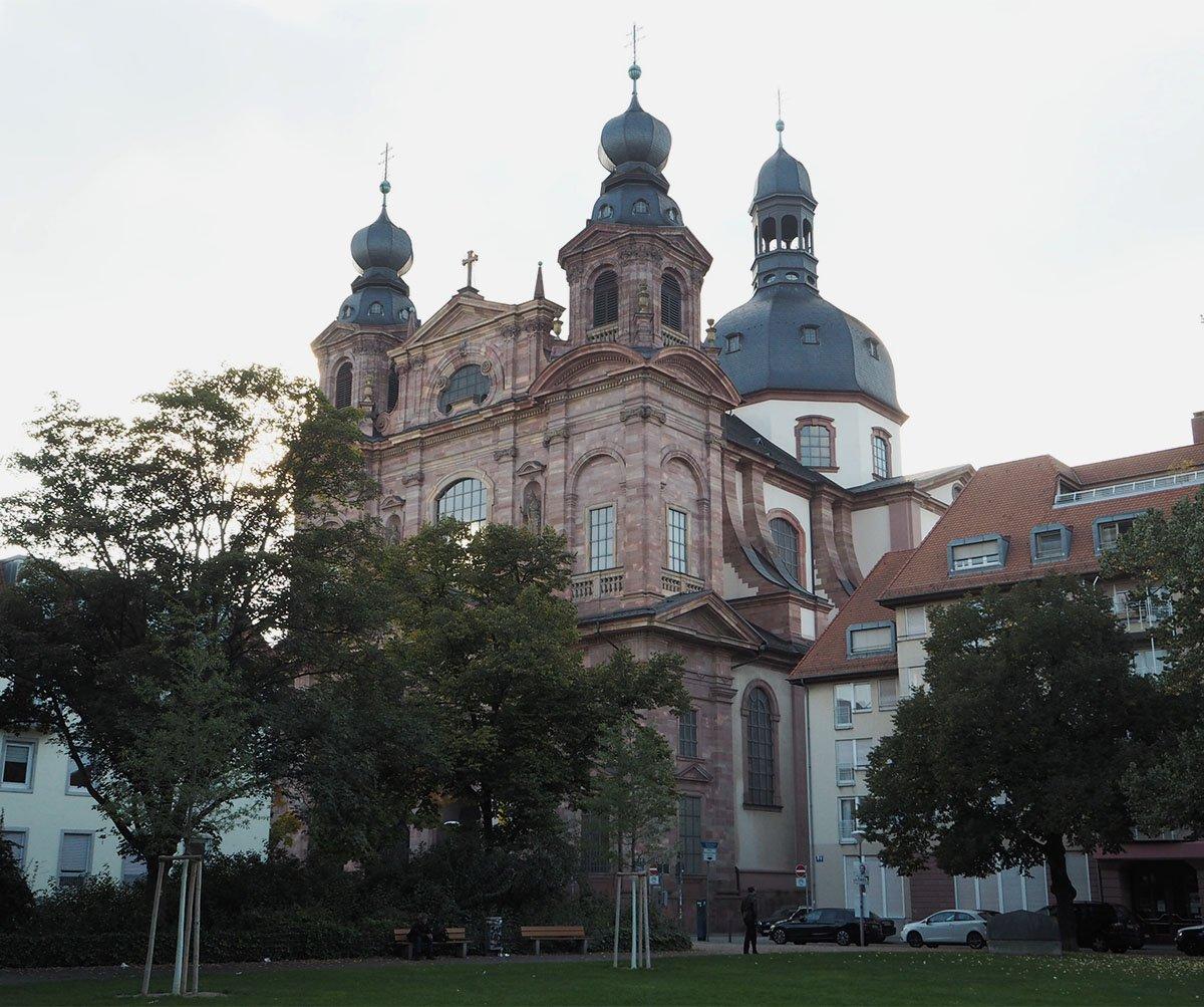 Die Jesuitenkirche
